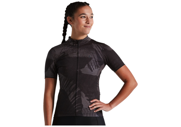 Specialized Women's RBX Fern Jersey Color: Black
