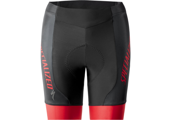 Specialized Women's RBX Shortsy Shorts w/SWAT Color: Black/Red Team