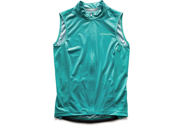 Specialized Women's RBX Sleeveless Jersey Color: Acid Mint