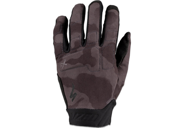 Specialized Women's Ridge Long Finger Glove Color: Black Camo