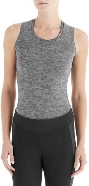 Specialized Women's Seamless Sleeveless Baselayer Color: Heather Grey