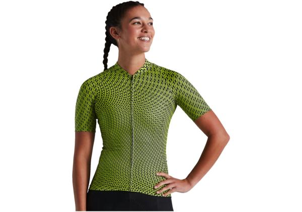 Specialized Women's SL Bicycledelics Short Sleeve Jersey