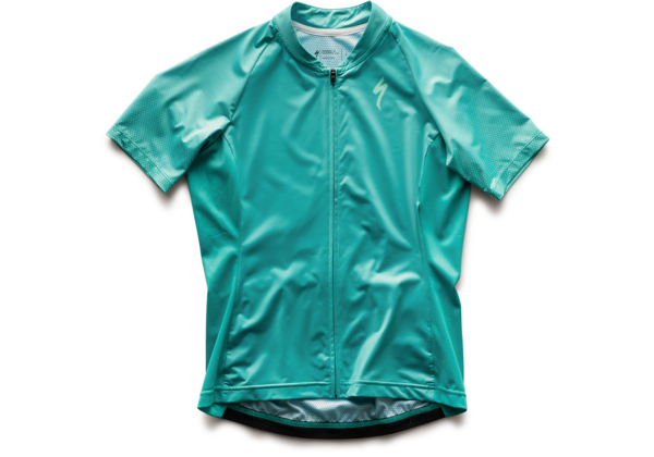 Specialized Women's SL Jersey Color: Acid Mint Fade