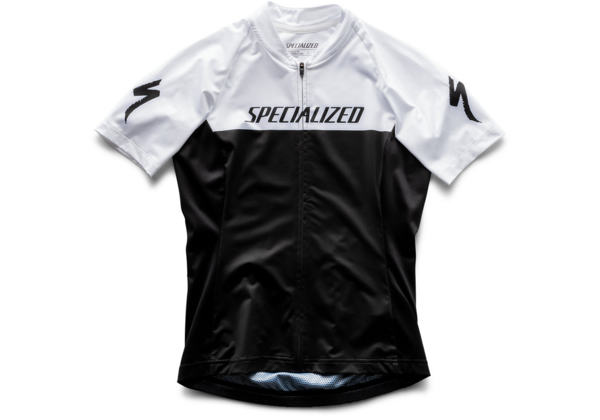 Specialized Women's SL Jersey Color: Black/White Team