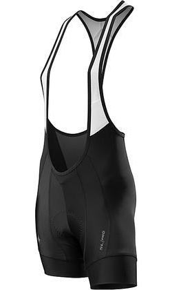 Specialized Women's SL Pro Shorty Bib Shorts Color: Black