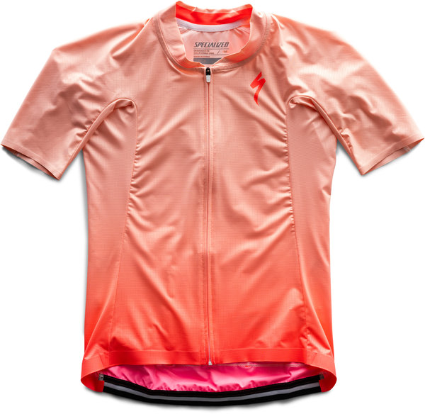 Specialized Women's SL Race Jersey Color: Acid Lava