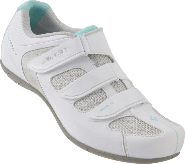 Specialized Spirita RBX Shoes - Women's Color: White/Teal