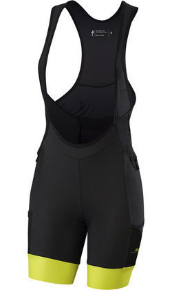 Specialized Women's SWAT Liner Bib Shorts Color: Black