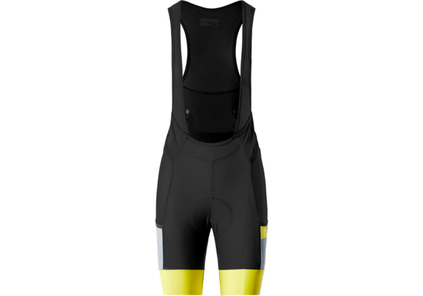 Specialized Women's Liner Bib Shorts w/SWAT Color: Storm Grey/Ion Shuttle