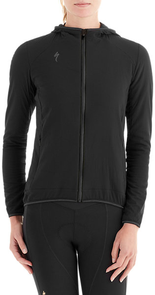Specialized Women's Therminal Alpha Jacket Color: Black