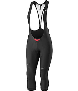 Specialized Women's Therminal Bib Knickers Color: Black