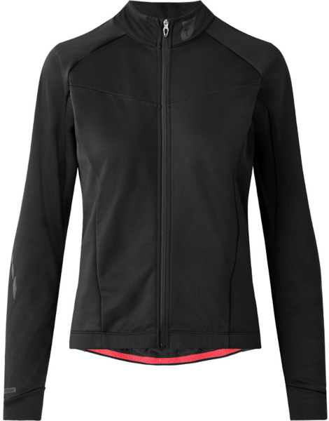 Specialized Women's Therminal Long Sleeve Jersey Color: Black