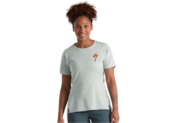 Specialized Women's Trail Air Short Sleeve Jersey Color: Spruce