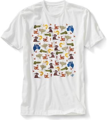 Specialized Yonder Journal #sydtomel Australia T-Shirt