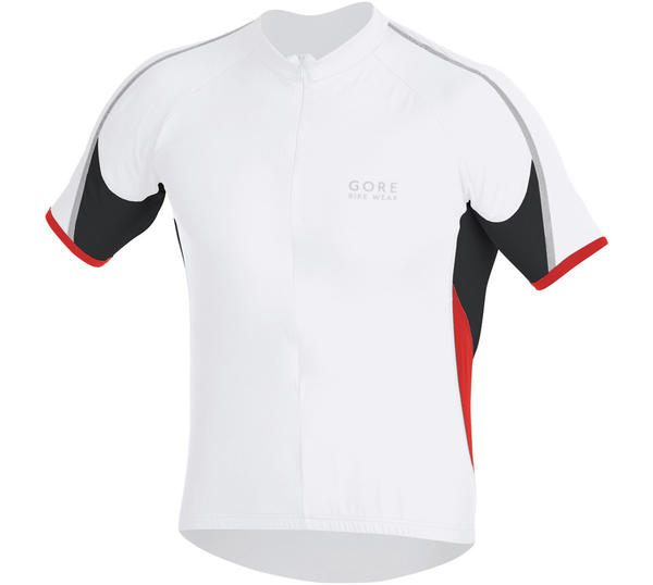 Gore Wear Phantom Jersey Color: White/Red