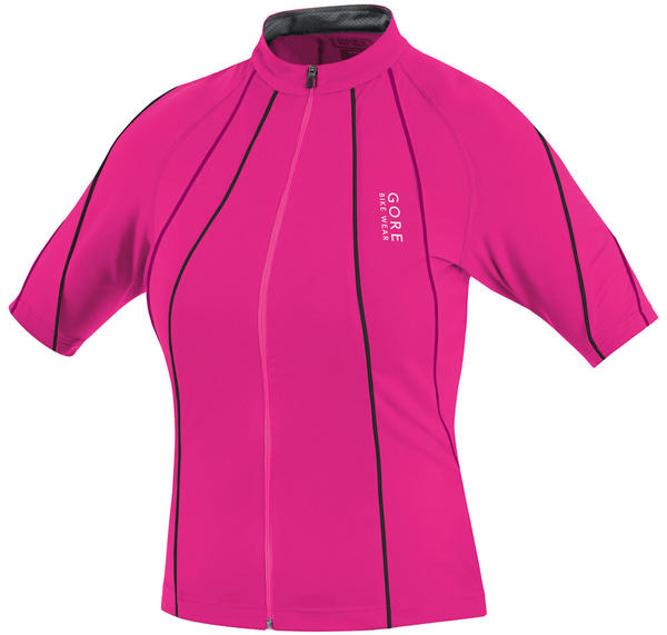 Gore Wear Phantom Summer Lady Jersey Color: Fuchsia/White