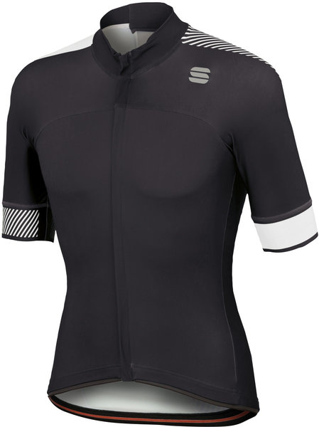 Sportful Bodyfit Pro Classics Jersey Color: Black/White