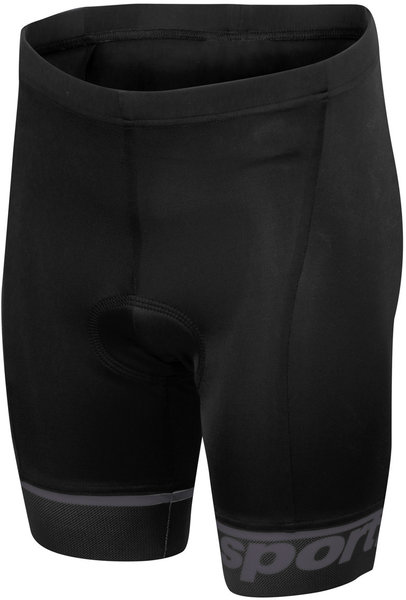 Sportful Tour Kid Short Color: Black/Anthracite