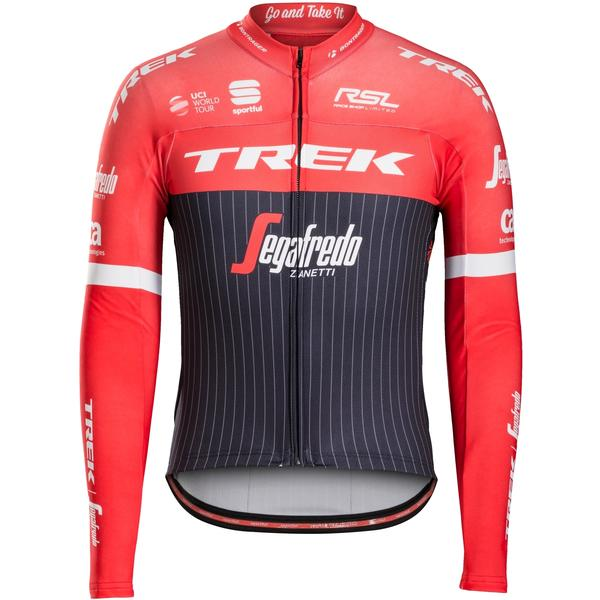 Sportful Trek-Segafredo Pro Thermal Jersey