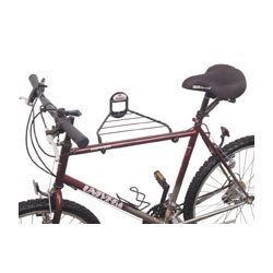 Sports Solutions Up & Away Wall Rack Color | Model: Black | 1 bike