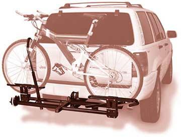 Sportworks TranSport Two-Bike Carrier