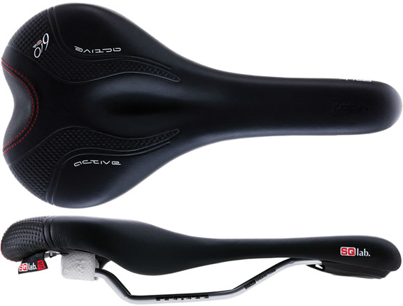 SQlab 610 Active Saddle