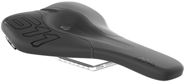 SQlab 611 Ergowave CrMo Saddle