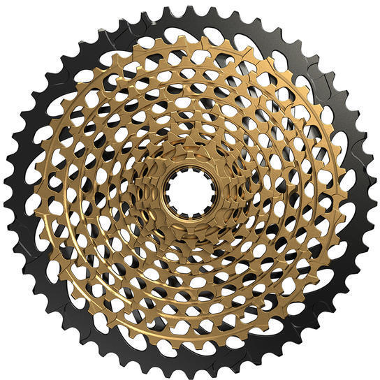 SRAM Eagle 12-Speed Cassette Color: Gold