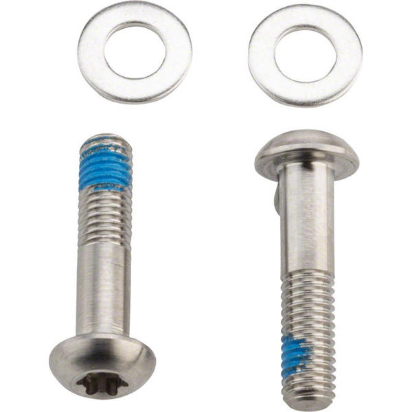 SRAM Flat Mount Disc Caliper Bracket Bolts Size: 27mm