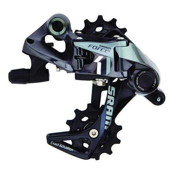 SRAM Force 1 Rear Derailleur Model: Medium Cage