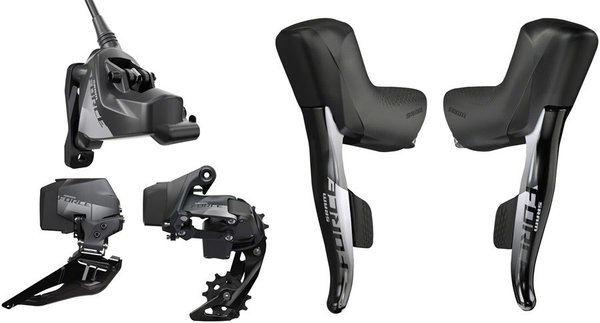 SRAM Force eTap AXS 2x Electronic HRD Groupset