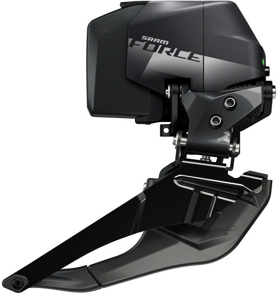 SRAM Force eTap AXS Front Derailleur Color: Black