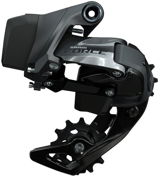 SRAM Force eTap AXS Rear Derailleur Color: Gloss Black