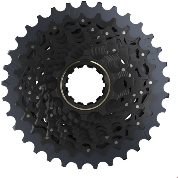 SRAM Force XG-1270 12-speed Cassette Color: Black