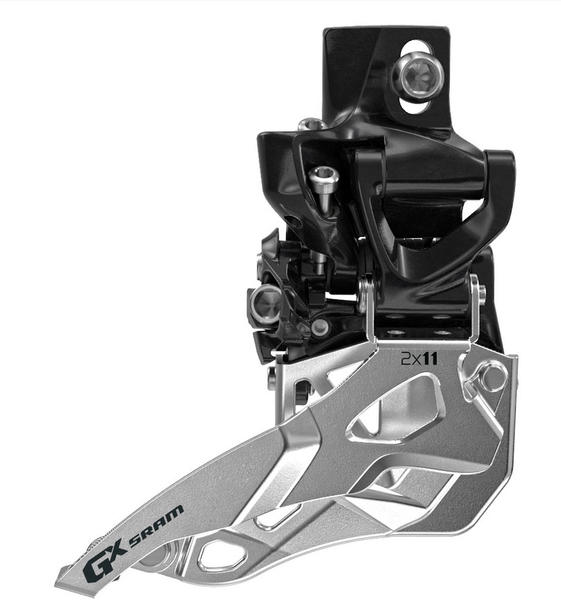 SRAM GX 2x11 Front Derailleur (High Direct-mount, Top-pull)