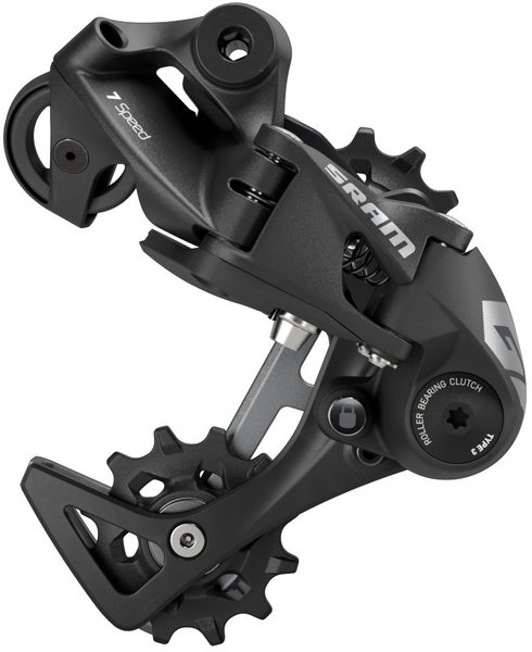 SRAM GX DH 1x X-HORIZON Rear Derailleur Cage Length: Medium Cage