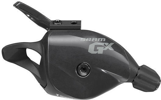 SRAM GX DH X-Actuation Trigger Shifter Color: Black