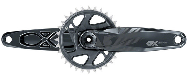 SRAM GX Eagle Fat Bike 4-inch DUB Crankset