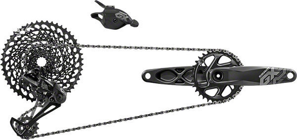 SRAM GX Eagle Kit Color: Black