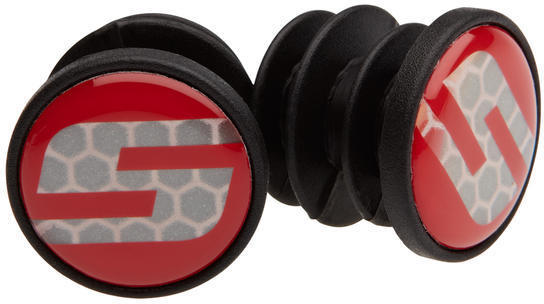 SRAM Handlebar End Plugs (S logo)