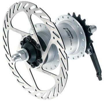 SRAM i-MOTION 3 Hub (Disc Brake compatible)