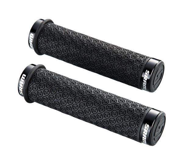 SRAM DH Silicone Locking Grips Color: Black