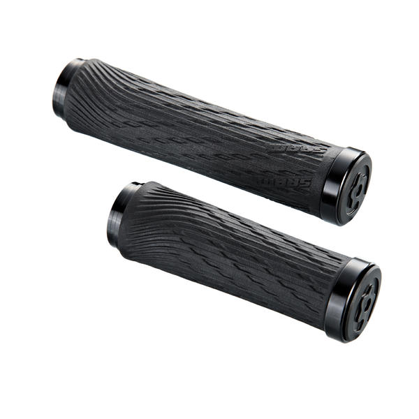 SRAM Locking Grips (For XX1 Grip Shift) Color: Black Clamps