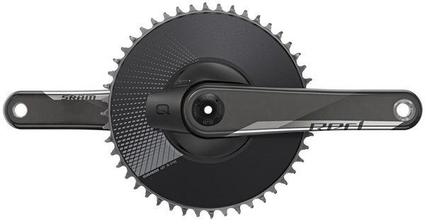 SRAM RED 1 AXS Quarq Road Power Meter DUB Chainrings: 48T