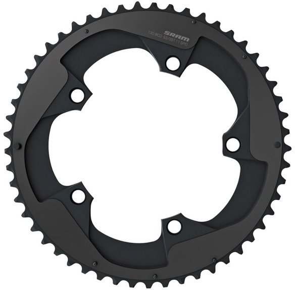 SRAM Red 22 Yaw Compatible Outer Chainring BCD: 130mm