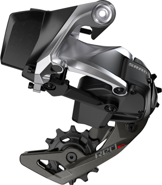 SRAM RED eTap Rear Derailleur Color: Black