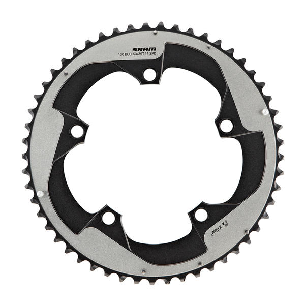 SRAM RED22 X-Glide 11-Speed Chainring -110 BCD Size: 52T