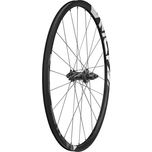 SRAM Rise 60 27.5-inch Rear Wheel Color: Black