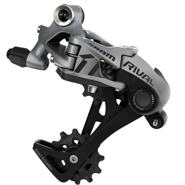 SRAM Rival 1 Rear Derailleur Model: Long