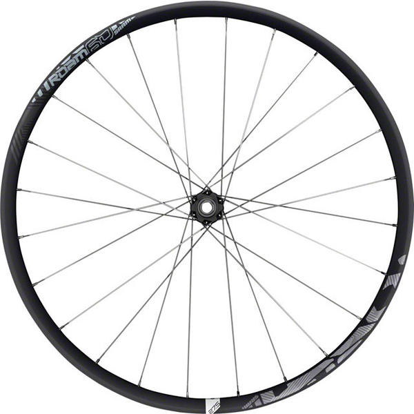 SRAM Roam 60 B1 27.5+ Front Wheel Color: Black